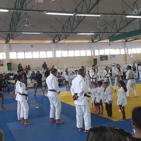 club judo saint denis 974